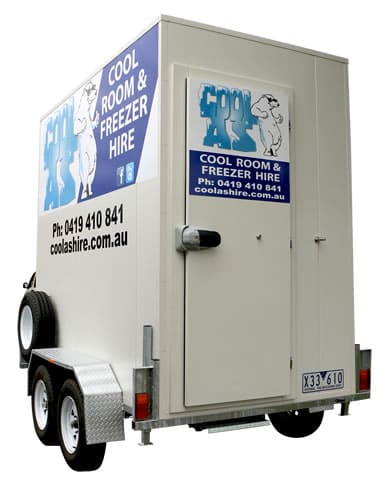 Best mobile coolroom hire melbourne