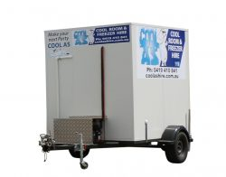 Large Mobile Coolroom